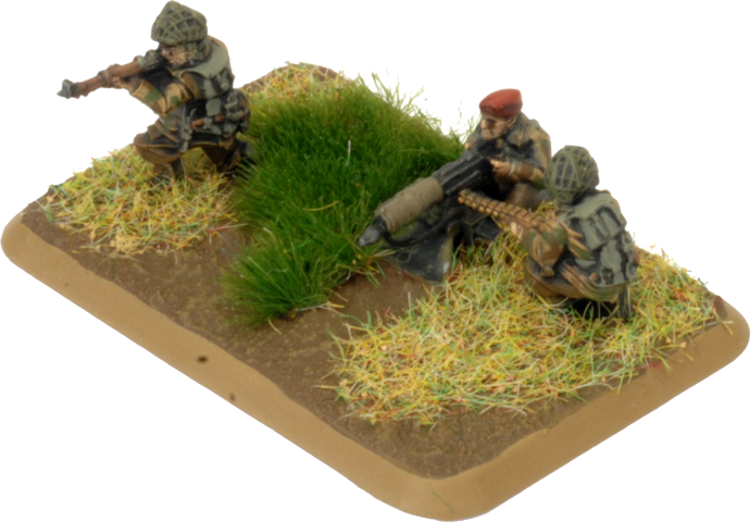 Assembling The The Vickers Machine-gun Platoon