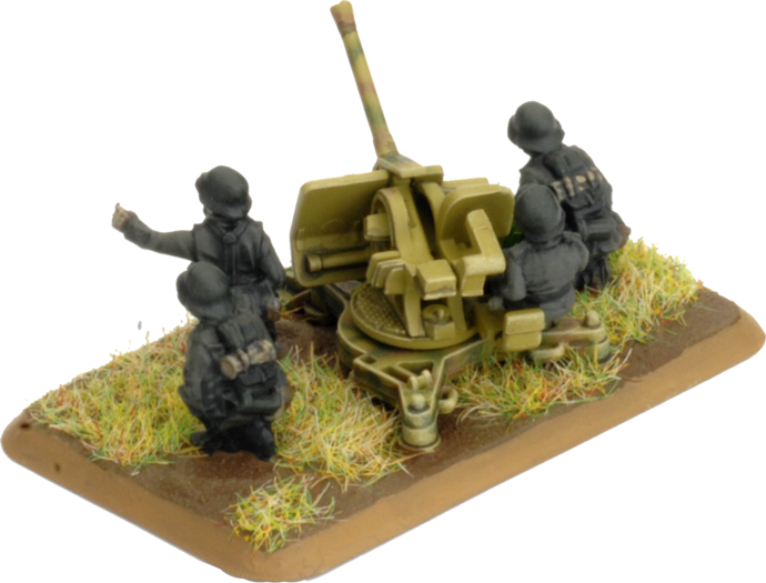 Sd Kfz 10/4 Light AA Platoon (GBX147)