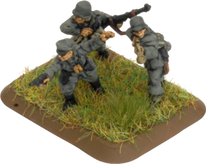 Assembling the Panzergrenadier Platoon (GBX169)