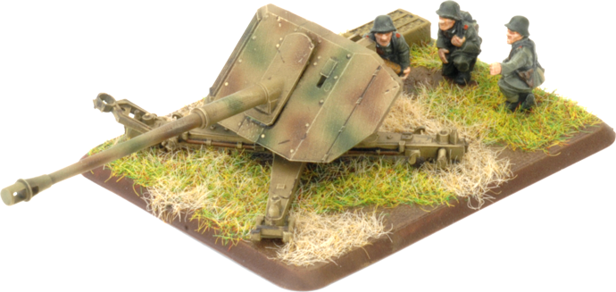 Assembling The 8.8cm Tank-hunter Platoon (GBX175)