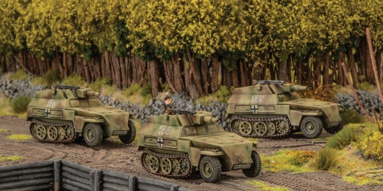 Panthers and Half-tracks, HEAT and Flamers: These Are A Few Of My Favourite Things!