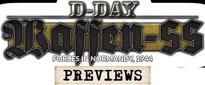 D-Day Waffen-SS Previews