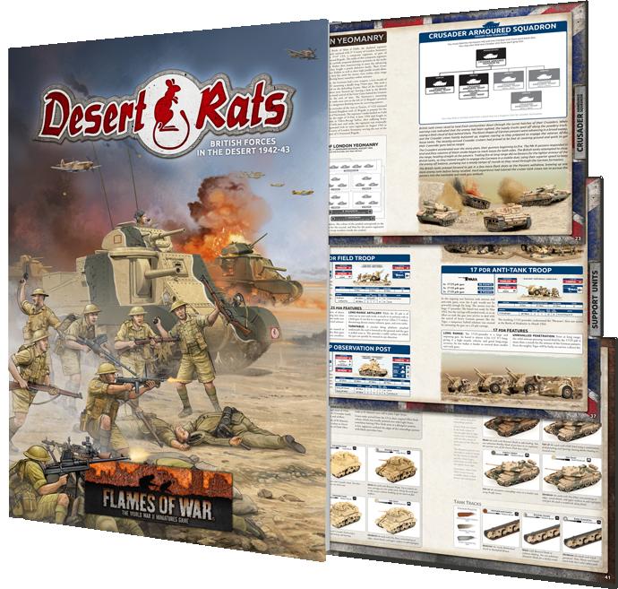 Desert Rats Design Notes