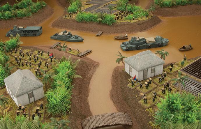 Mekong Delta Battlefield