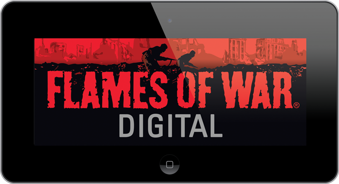Flames Of War Digital App