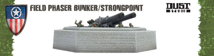 Field Phaser Bunker / Strongpoint (DT073)