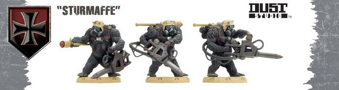 "Blutkreuz Pioneer Squad ""Sturmaffe"" (DT077)"