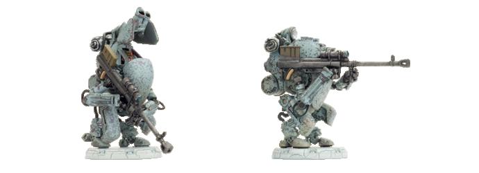 Steel Guard Sniper Team (DT078)