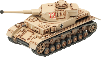 Click here to learn how to assemble the Panzer IV...