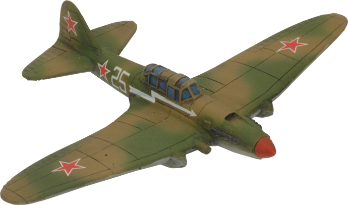 Il-2 Shturmovik Assault Flight (SBX77)