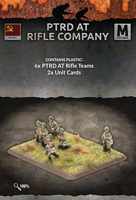 PTRD AT Rifle Company (Plastic) (SU771)