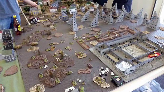 The Battle for Berlin: A Flames Of War Campaign - Part One