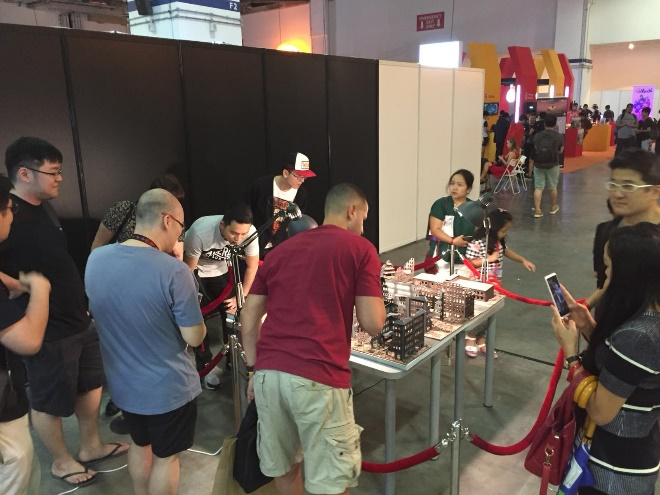 Singapore Toys, Games, and Comics Convention 2018