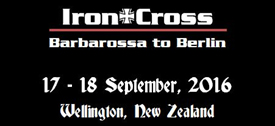 Iron Cross: Barbarossa to Berlin