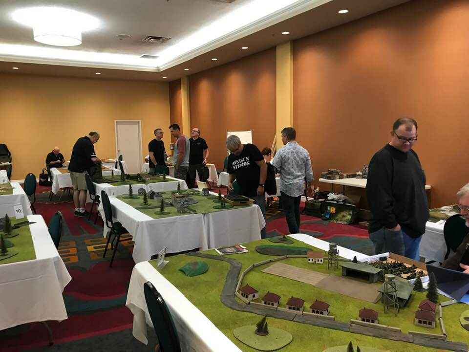 Canadian Flames Of War Nationals