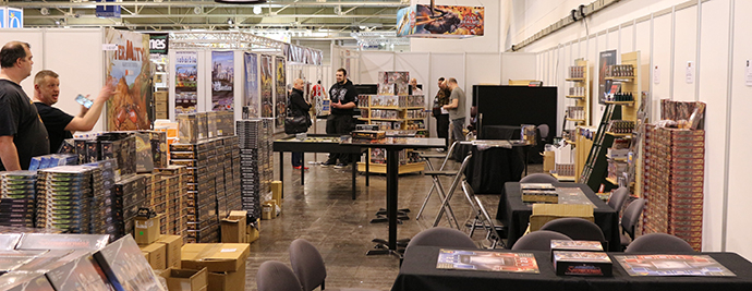 Battlefront and Gale Force Nine at Essen 2015