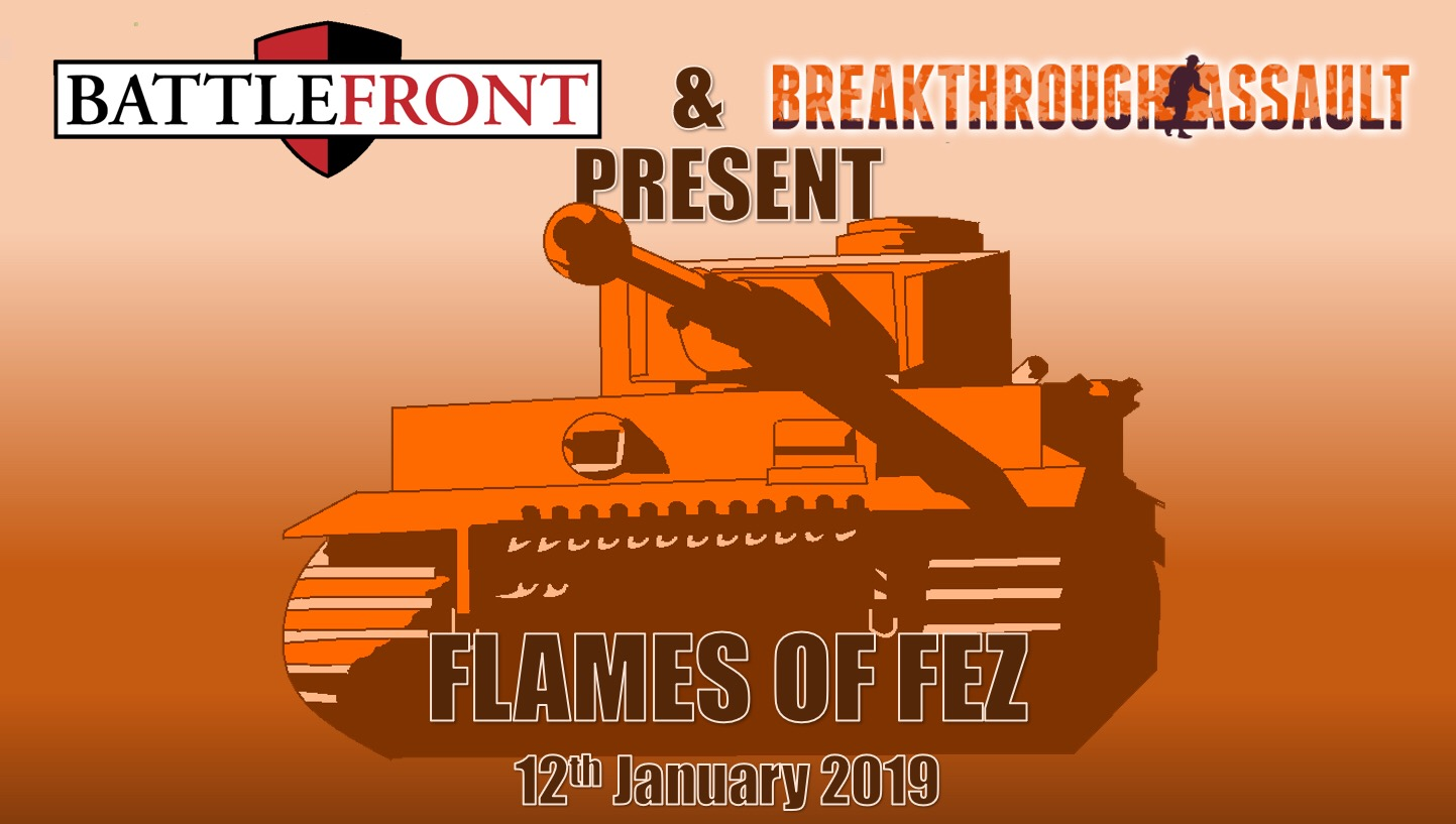 Flames Of Fez 2019