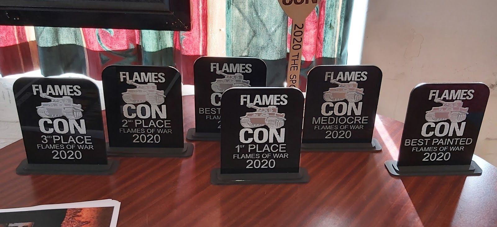 Flamescon 2020 - Keep Calm and Run a Tourney