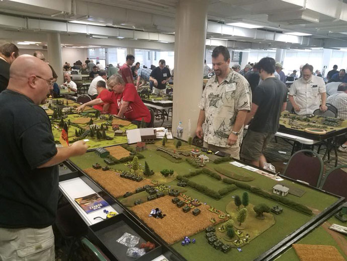 Battlefront At Historicon 2018