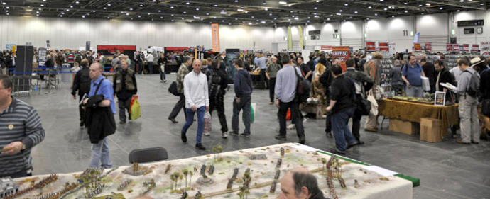 Battlefront at Salute 2016