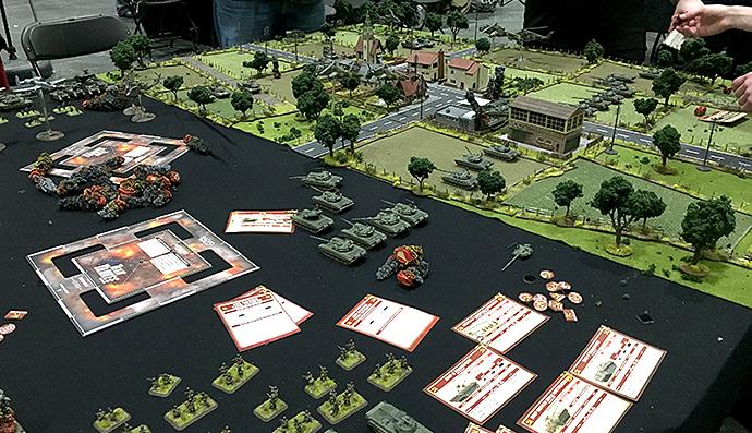 Battlefront at Salute 2016
