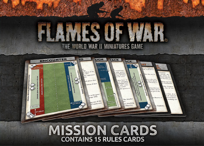 Mission Cards (FW007-M)