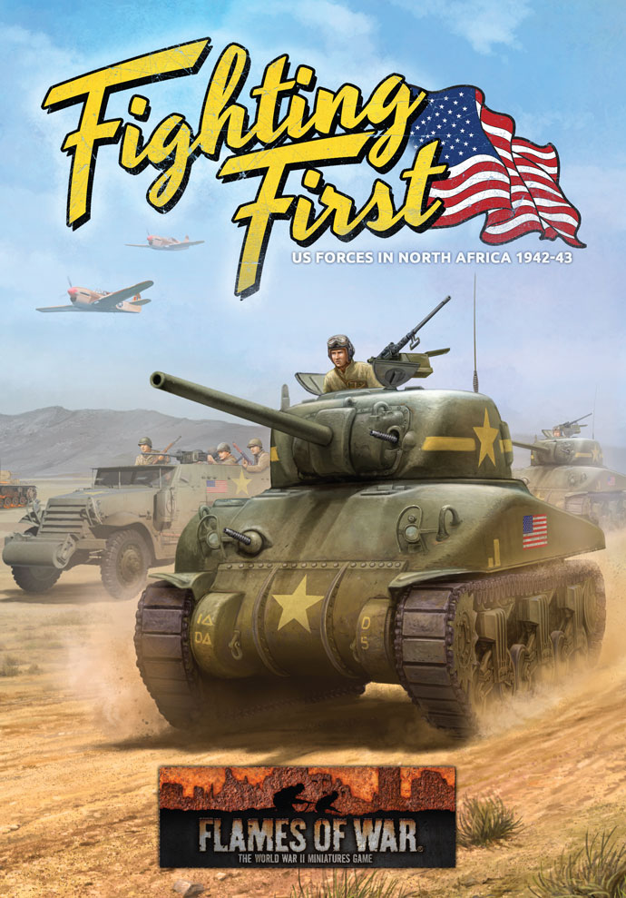 Fighting First: US Forces In North Africa 1942-43