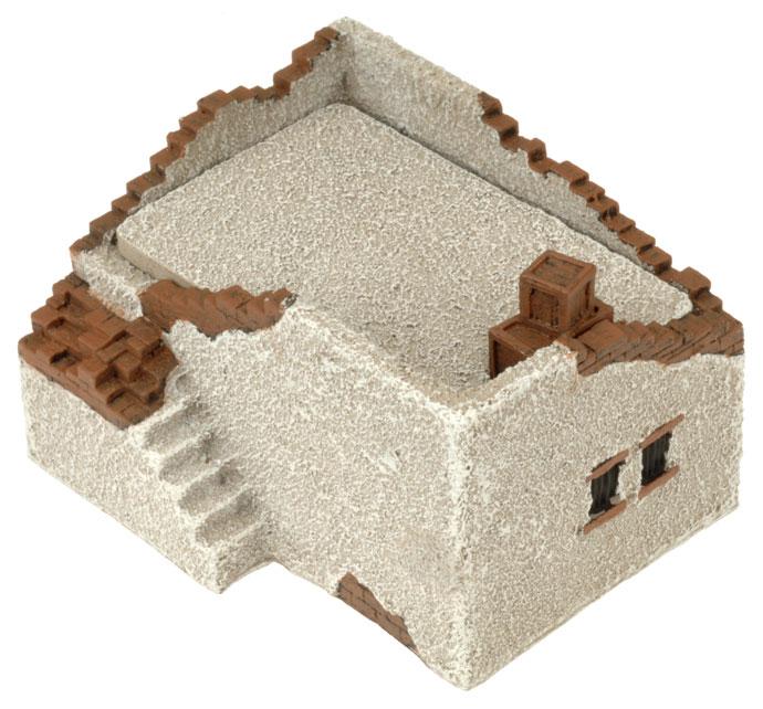 Ruined Desert Houses BB230 Flames Of Guerra 0 19//32in
