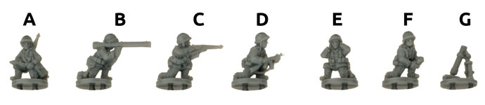 Assembling The Rifle Platoon (UBX51)