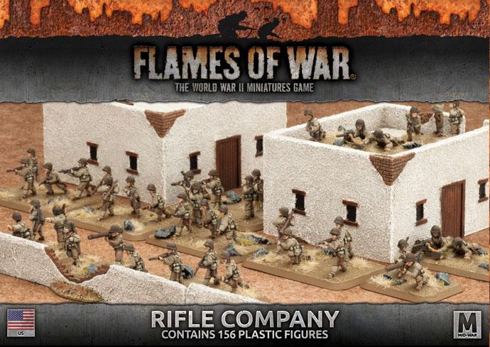 Rifle Company (Plastic) (UBX58)