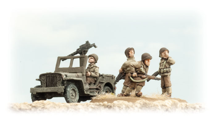 Armored Rifle Company HQ (US782)
