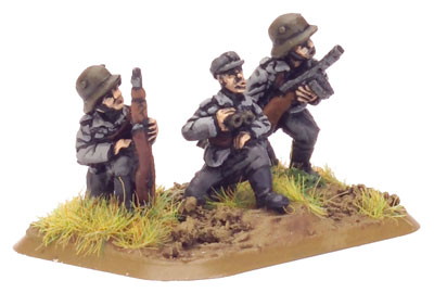 Finnish Command team