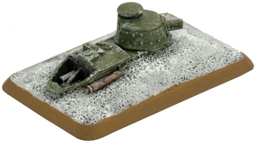 FT-17 Turret Bunkers (FI681)