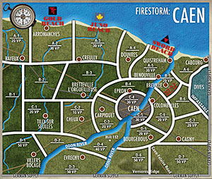 Rust and the City - Firestorm: Caen