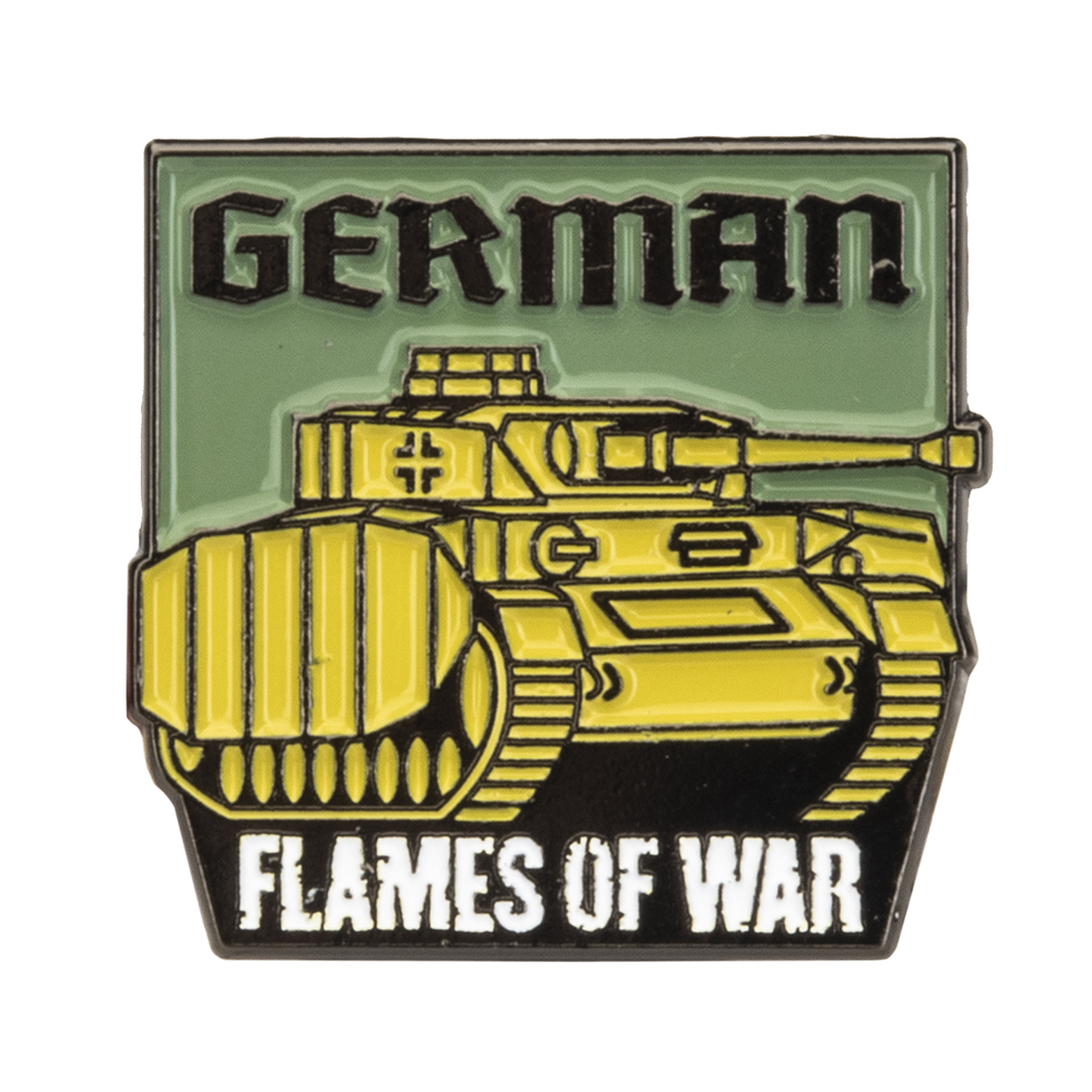 PIN01 – German Limited Edition Collectors Pin