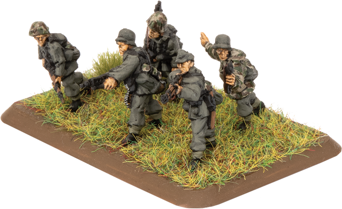 Assembling the Panzergrenadier Platoon (GEAB18)
