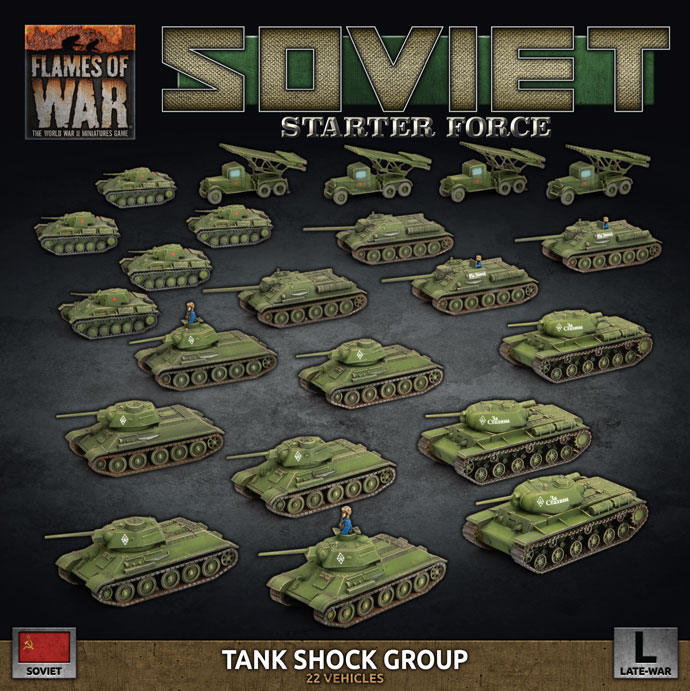 Soviet Tank Shock Group (SUAB11)