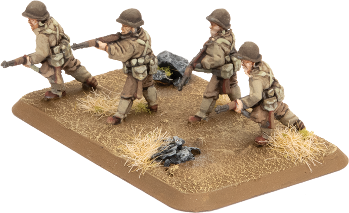 Assembling the Armoured Rifle Platoon (USAB10)