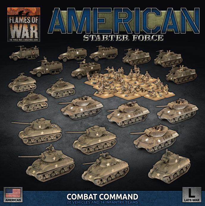 Click here to view the American Combat Command Spotlight