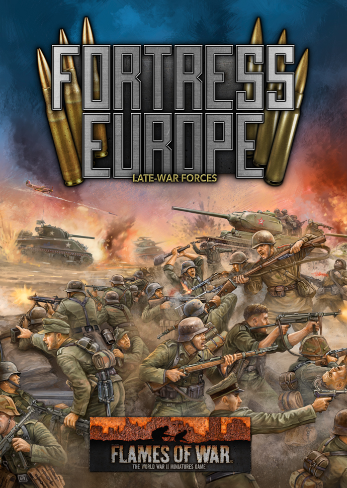 Fortress Europe Landing Page