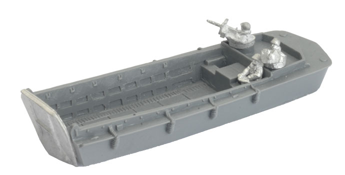 LCVP Boat Section (XBX08)