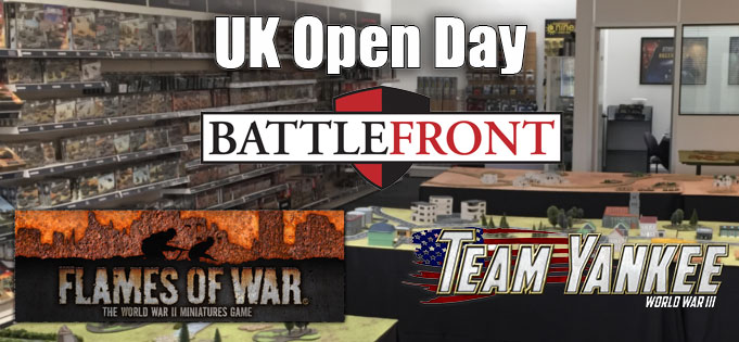 Battle Front UK Open Day 2019