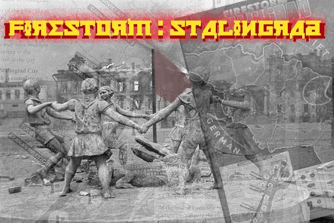 Common Ground Games - Firestorm Stalingrad