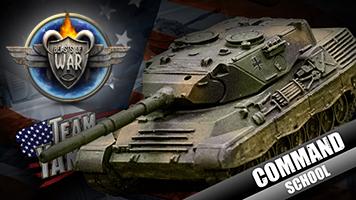 Beasts of War Team Yankee Command School