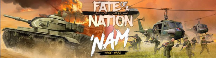 Fate Of A Nation and 'Nam Now On Forces Of War