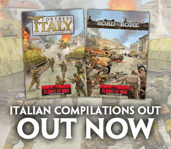 Fortress Italy and Road To Rome On Sale Now
