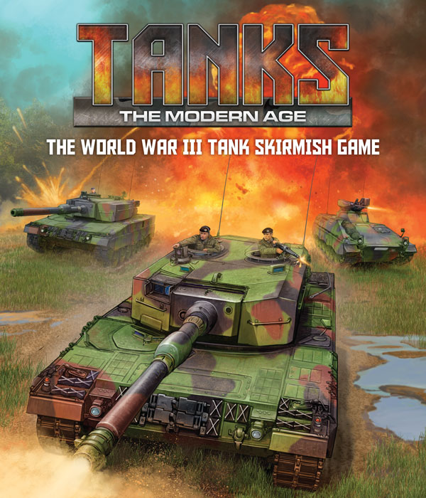TANKS: The Modern Age Previews