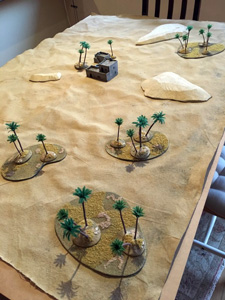 Panzer Angriff: Ghan Bush! Getting Ready For Africa