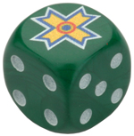 Romanian Dice Set (DD013)