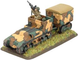 Lorraine 38L Armoured Carrier (FR201)